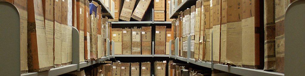 Immagine Pagina Archivio Storico Comunale