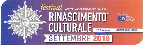 Immagine Evento Festival rinascimento culturale