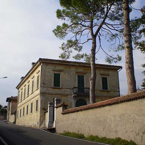 Immagine Punto d'interesse Palazzo Longhi (già Balucanti-Maggi)