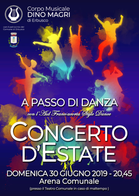Immagine Evento Concerto d'estate
