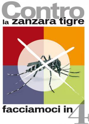 Immagine Notizia CONTRO LA ZANZARA TIGRE, FACCIAMOCI IN 4
