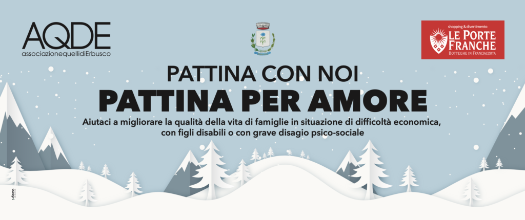 Immagine Evento PATTINA PER AMORE