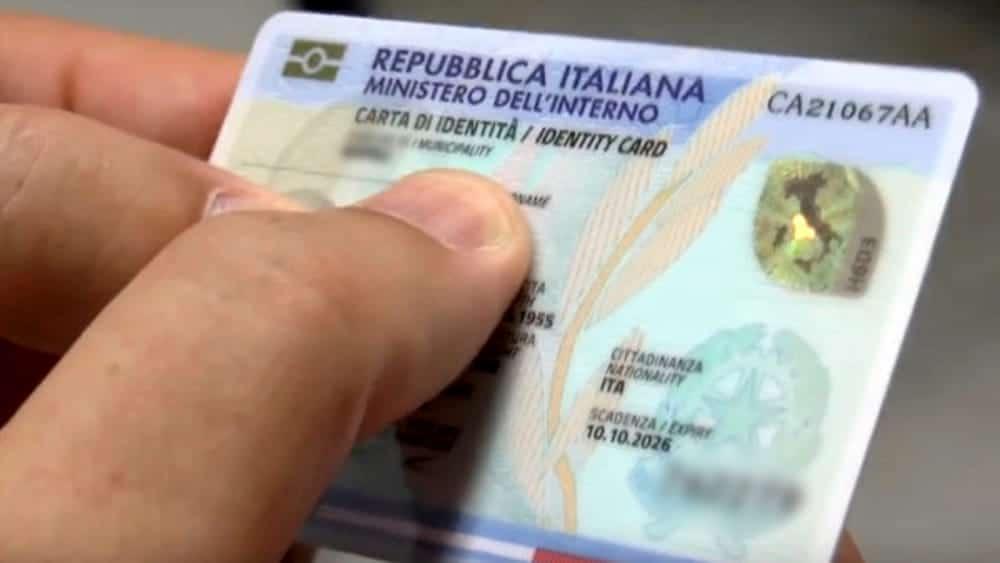 Immagine Notizia Carte d'identià con scadenza dopo il 31/01/2020
