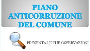 Immagine Notizia Avviso aggiornamento Piano triennale di prevenzione della corruzione 2021-2023