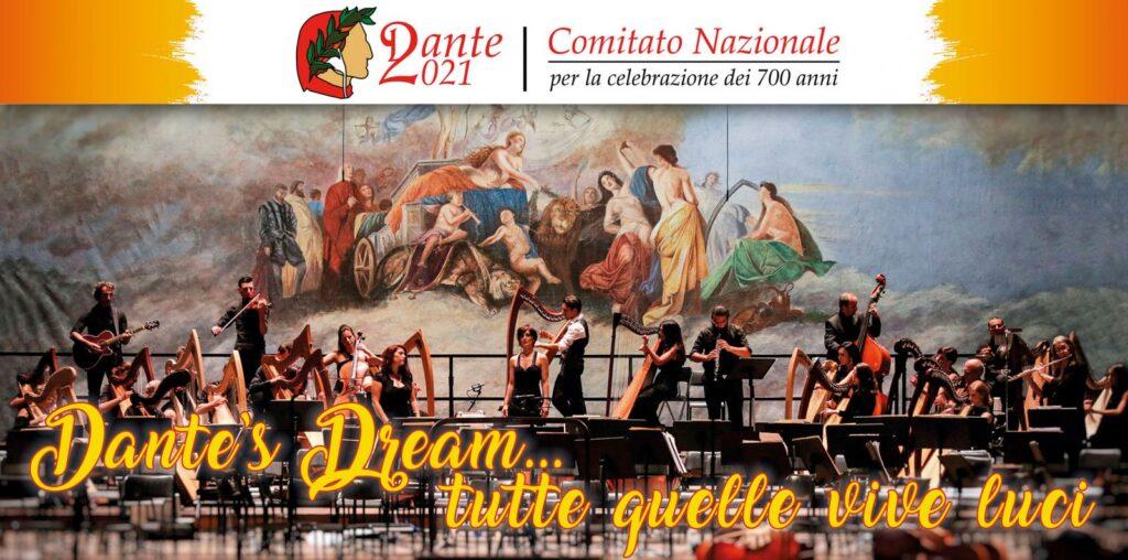 Immagine Evento DANTE'S DREAM…TUTTE QUELLE VIVE LUCI