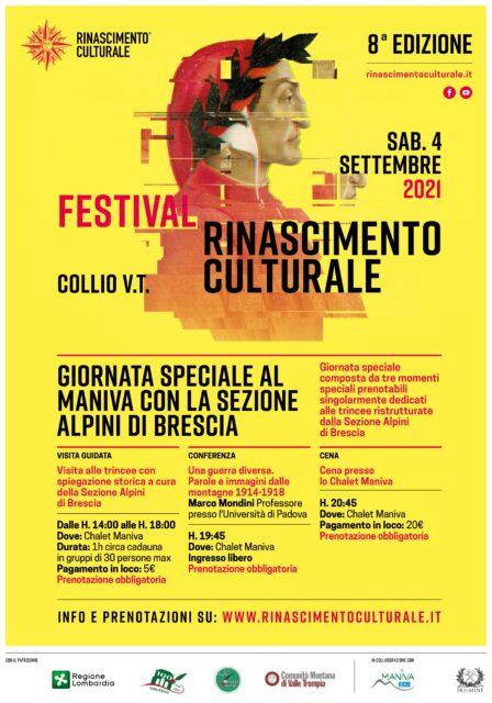 Immagine Evento RINASCIMENTO CULTURALE
