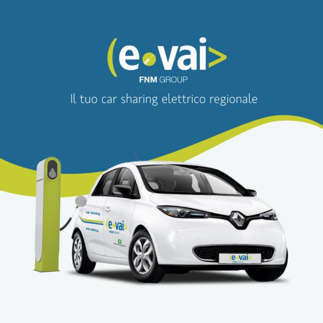 Immagine Notizia 24 luglio: Car sharing elettrico E-Vai!