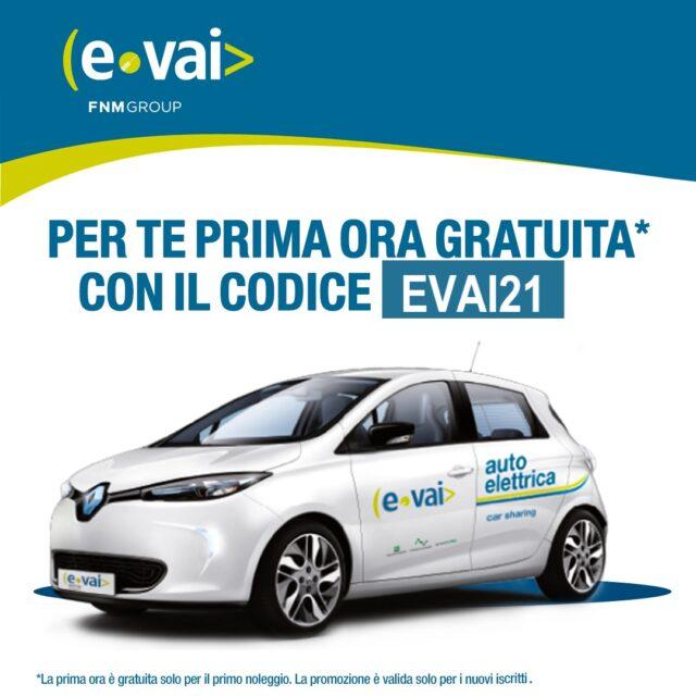 Immagine Evento Inaugurazione Car sharing elettrico E-Vai!