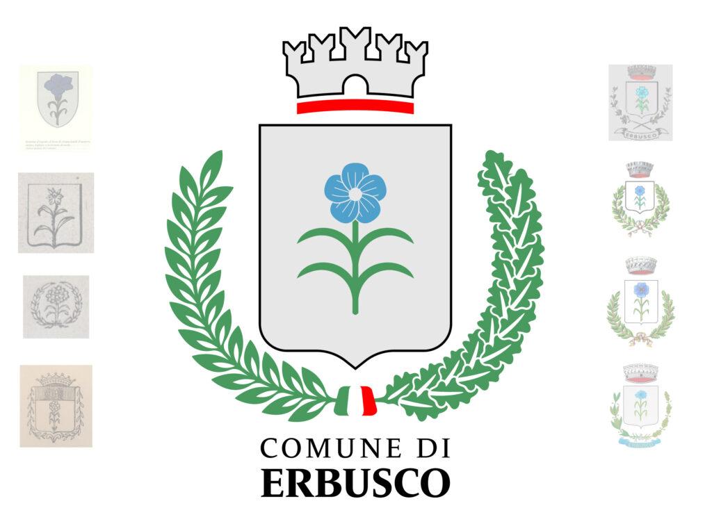 Immagine Notizia Restyling stemma Comune di Erbusco